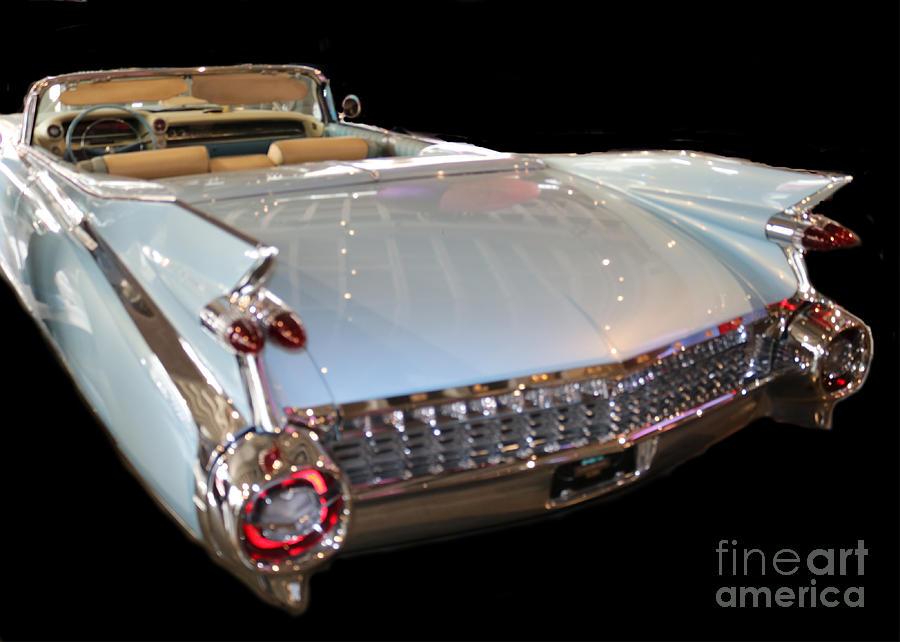 Cadillac Deville Convertible - Sports Media