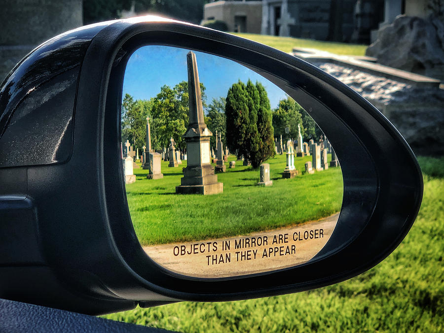 Rearview by Tony HUTSON