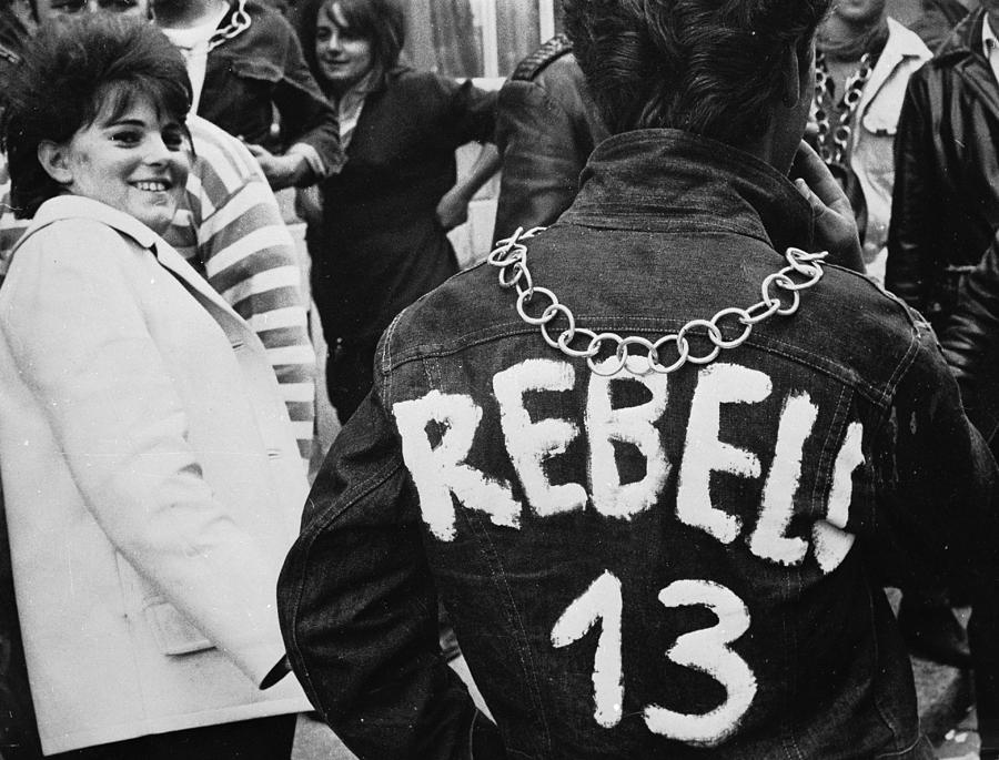 Rebel 13 Photograph by Keystone Features