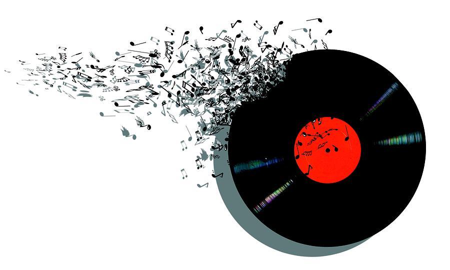 Records Digital Art - Records by ArtMarketJapan