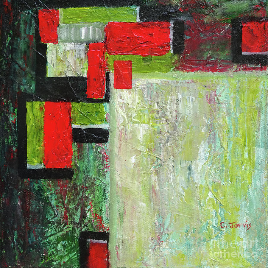 Rectangles Revisited by Carolyn Jarvis