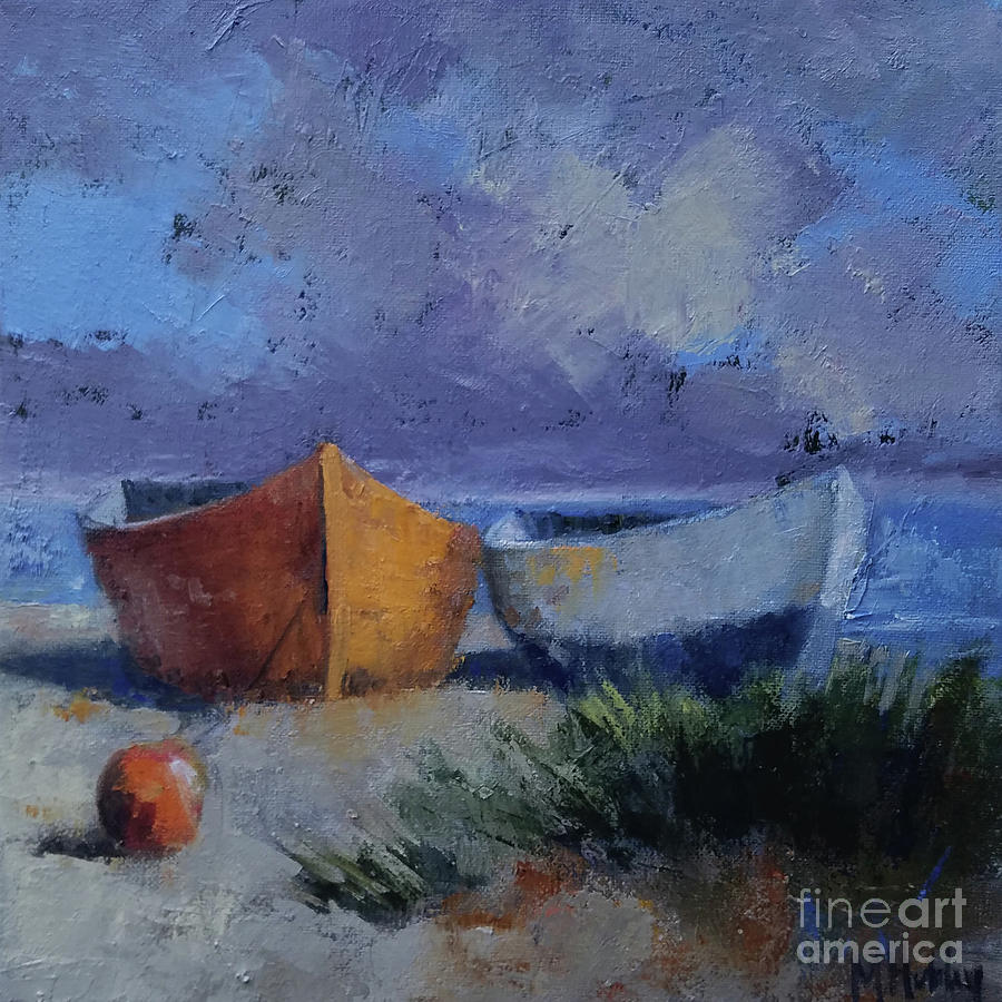 Red Boat Blue Boat by Mary Hubley