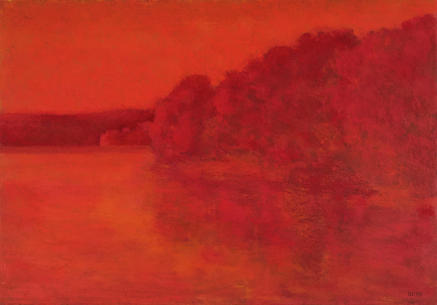 Red Candlewood by Jeff Gettis