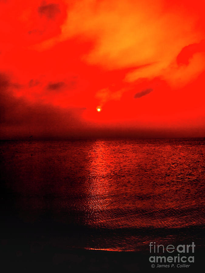 Red Dawn by Jim Collier