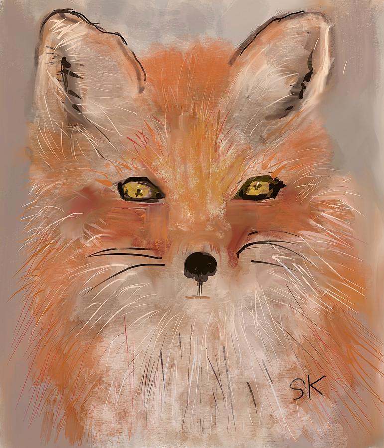 Red Fox  by Sherry Killam