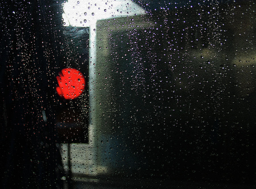 Red Light in the Carwash by Nareeta Martin