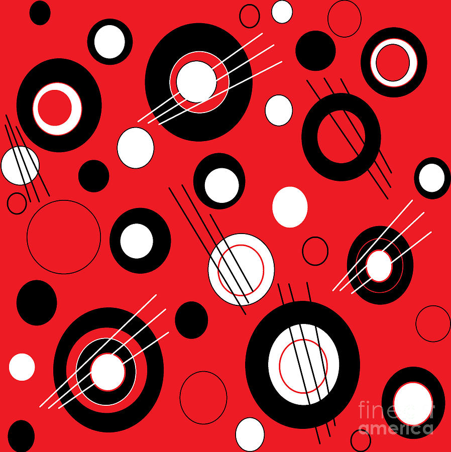 Red Polka by O' Conaire
