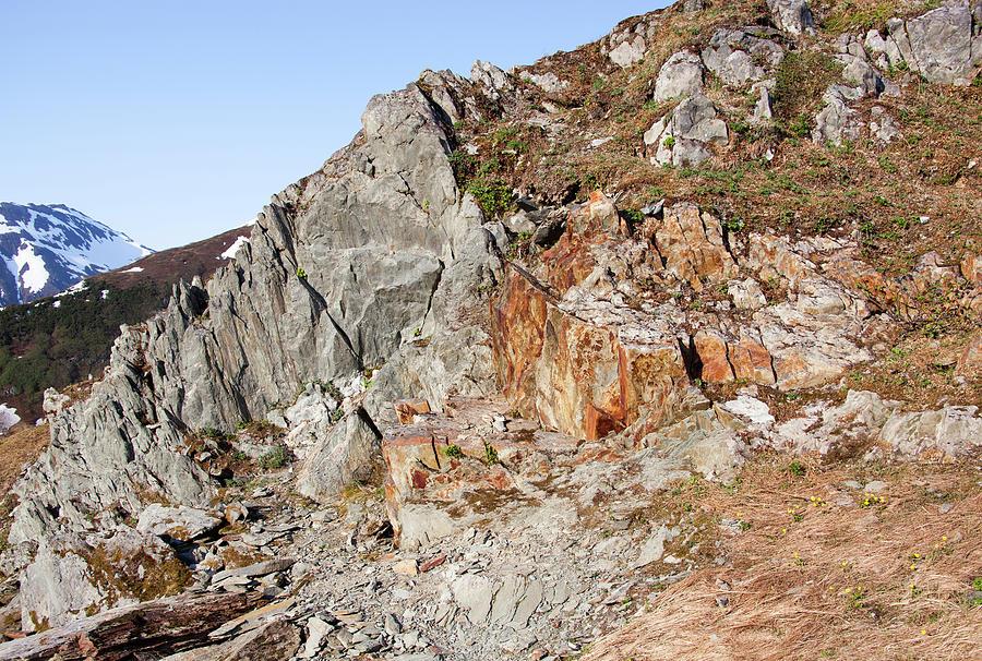Red Rock Hiking  by Ramunas Bruzas