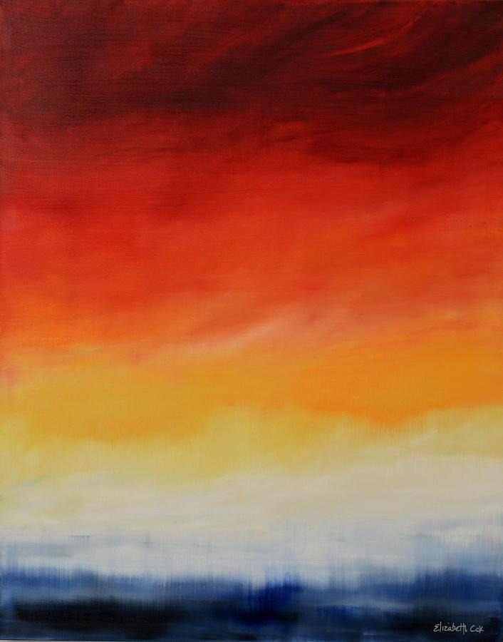 Red Sky by Elizabeth Cox