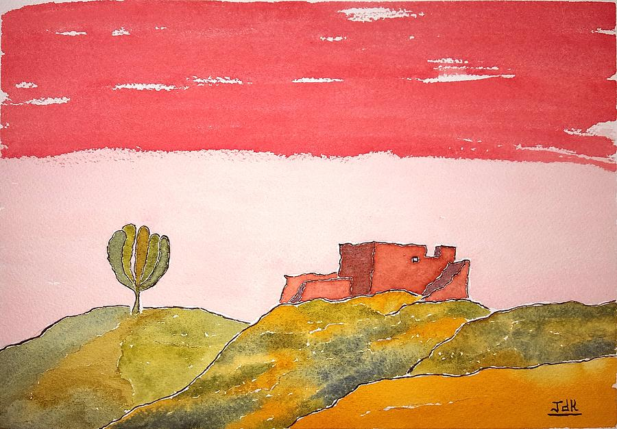 Red Sky Lore by John Klobucher