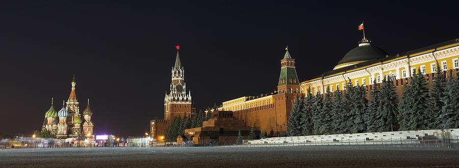 Red Square Moscow Photograph by Gp232