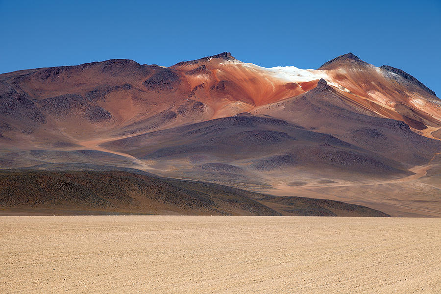 Cerro Nelly Volcano Photograph