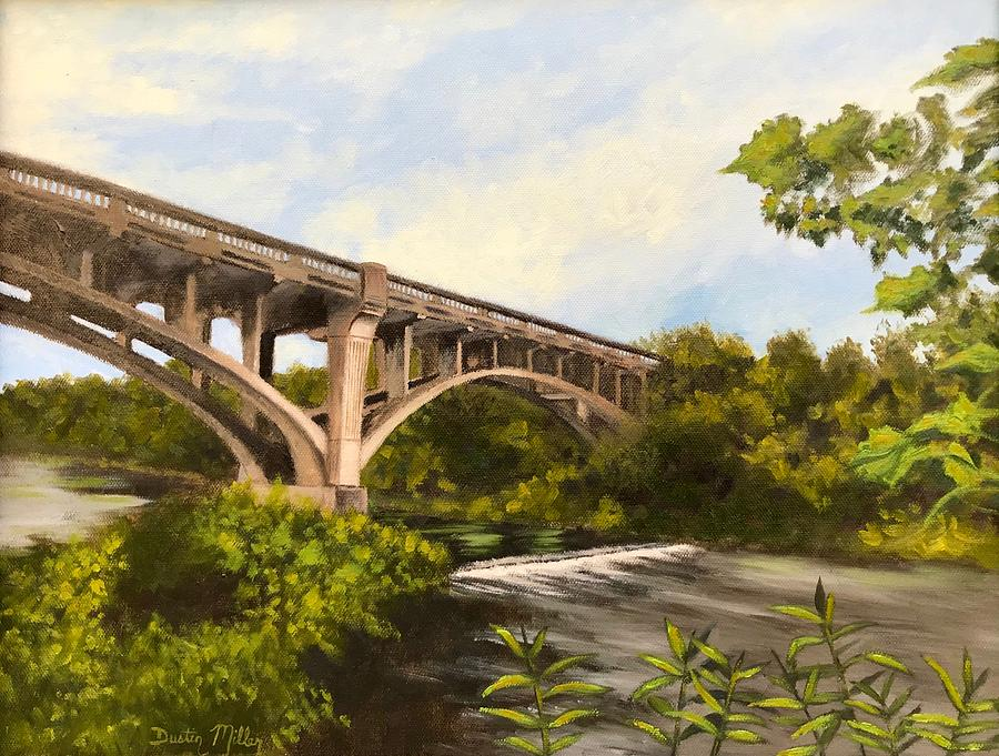 Reddings Mill Bridge by Dustin Miller