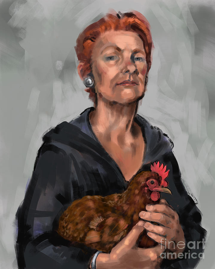 Redheads by Lora Serra