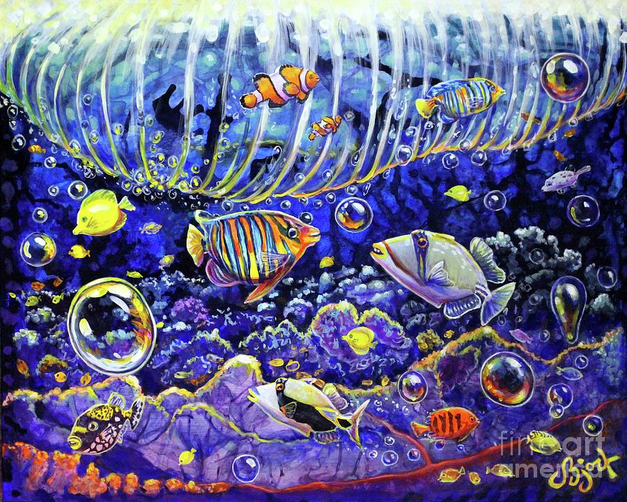 Reef Break by CBjork Art