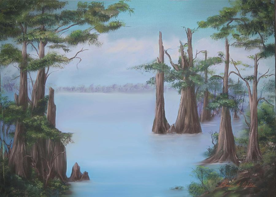 Reelfoot Lake Of Tennessee by Bonnie Willis