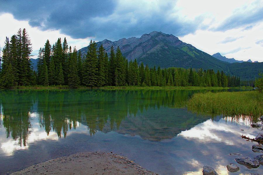 Reflection Lake by Linda Sannuti