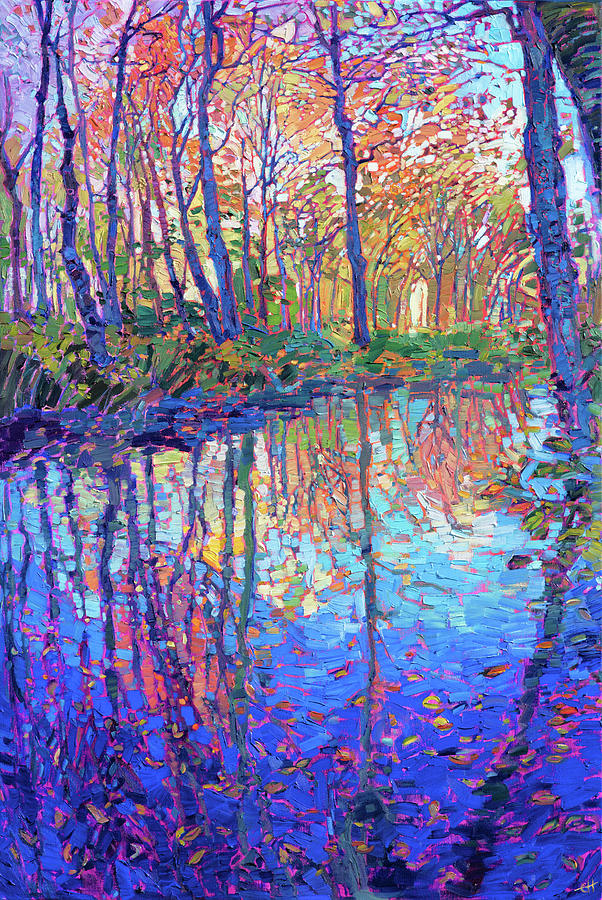 Reflections in Color by Erin Hanson