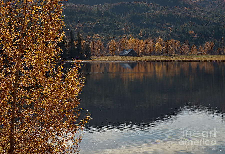 Reflections of Country by Idaho Scenic Images Linda Lantzy