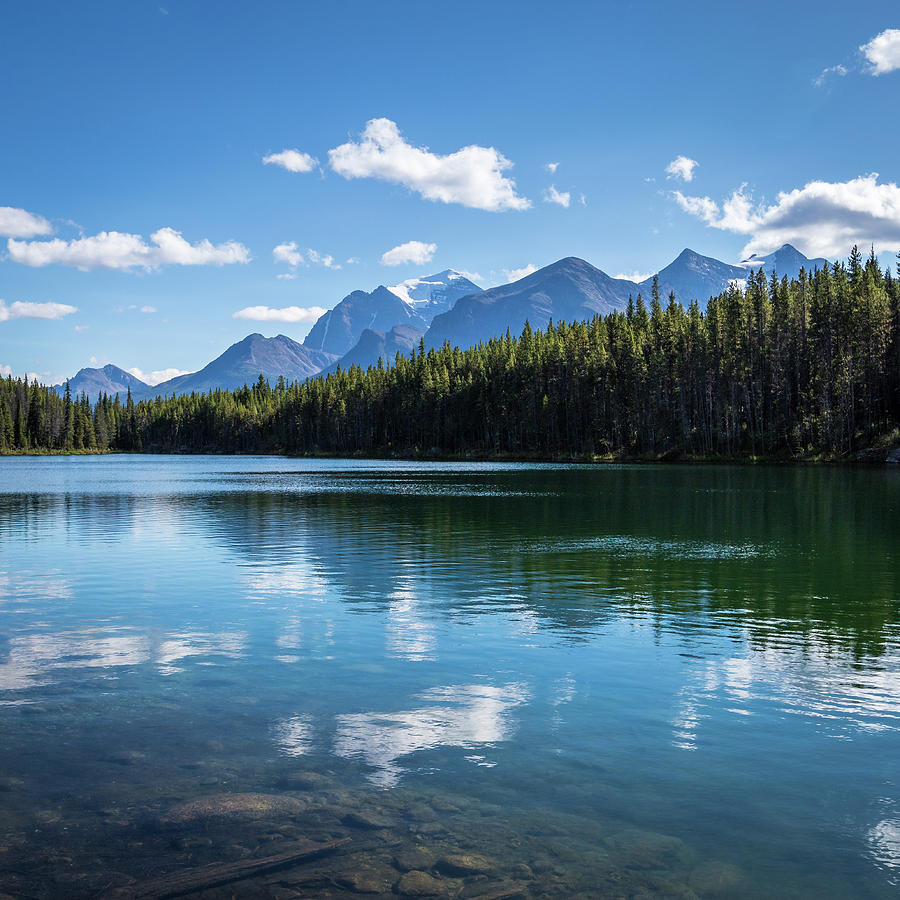 Reflections of Herbert Lake by Andy Konieczny