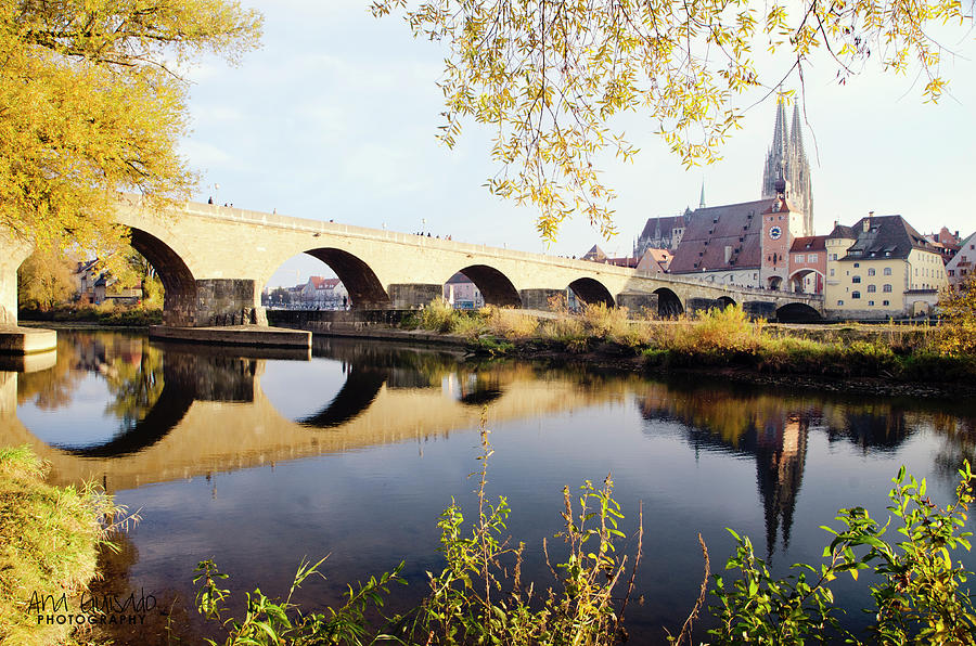 Regensburg, From The Other Side Photograph by Ana Guisado Photography