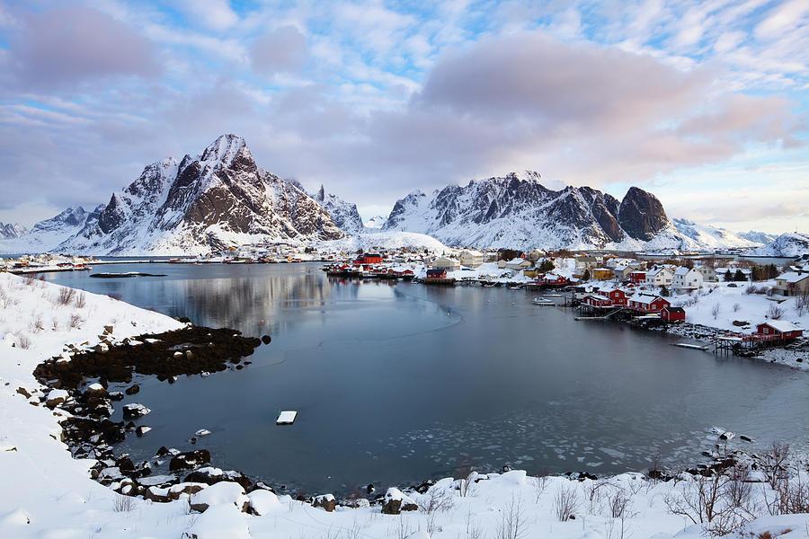 Reine, Lofoten Photograph by Wild-places