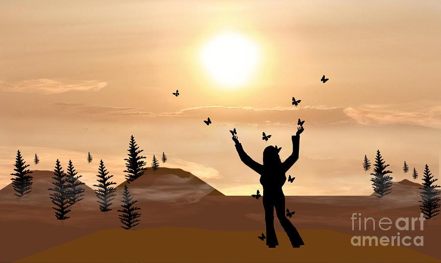 Rejoice by Diamante Lavendar