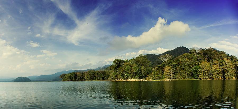 Relax On Lake Yojoa by Robert Grac