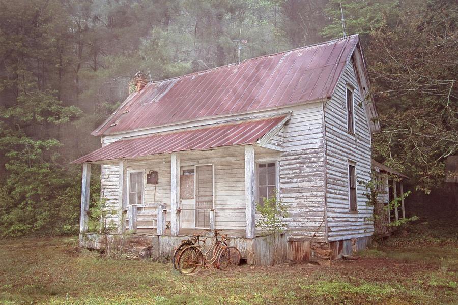 Barns Photograph - Remembering In Dreams by Debra and Dave Vanderlaan