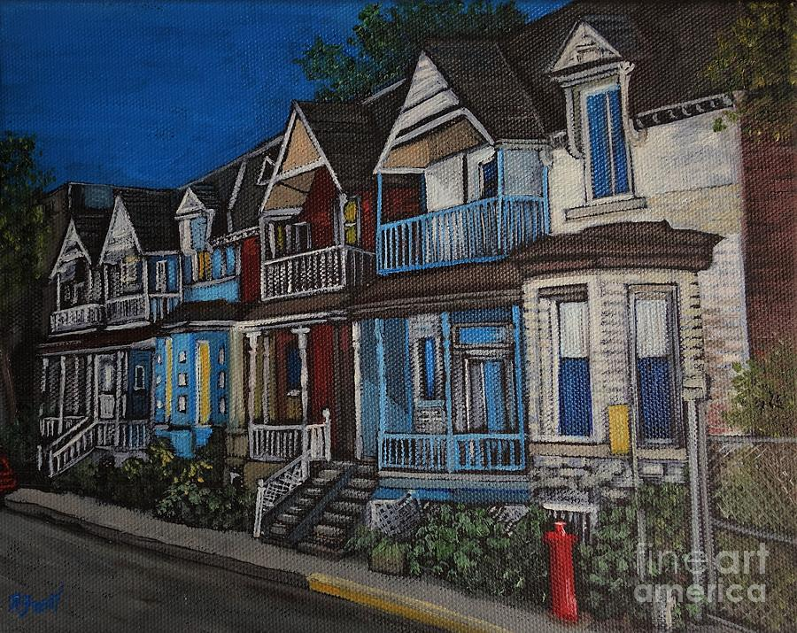 Remembering May Avenue by Reb Frost