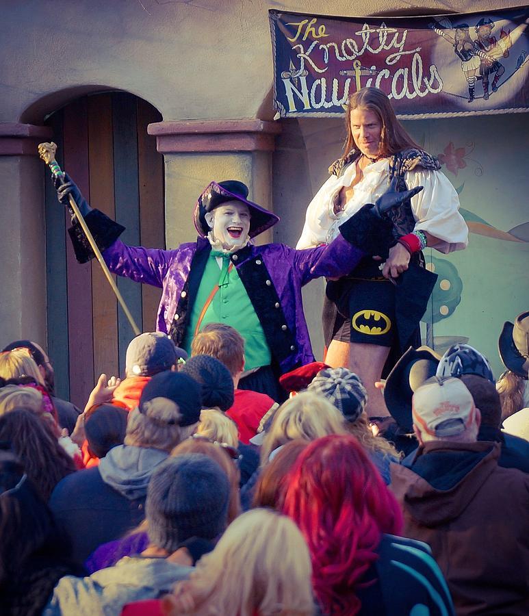 Renaissance Joker by Rodney Lee Williams