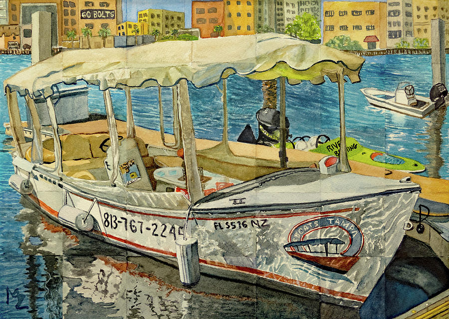 Rent This Boat by Margaret Zabor