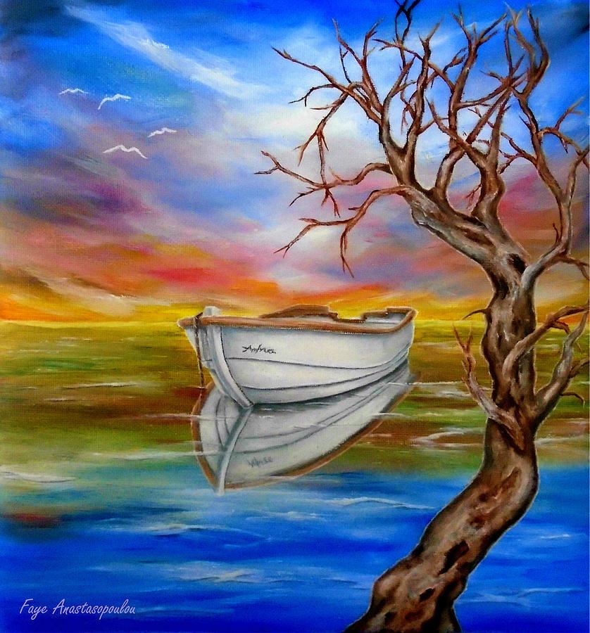 Repose by Faye Anastasopoulou
