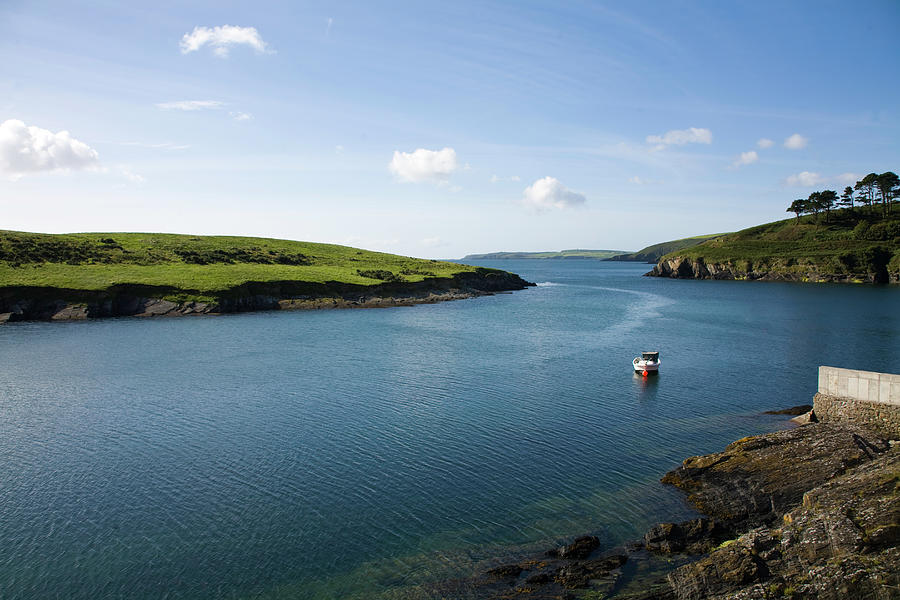 Republic Of Ireland, County Cork, Inlet Photograph by David Epperson