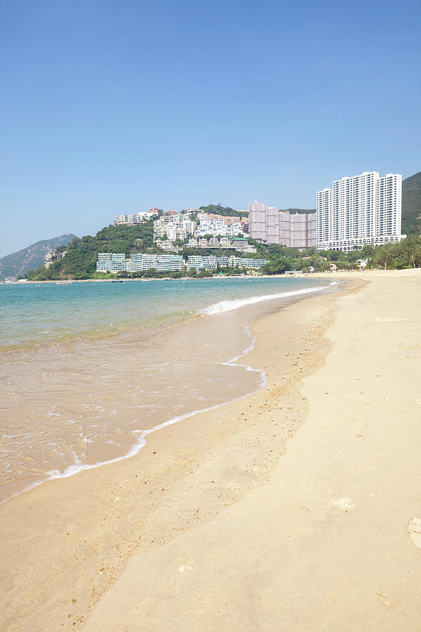 Repulse Bay Beach In Hong Kong Photograph by Matteo Colombo