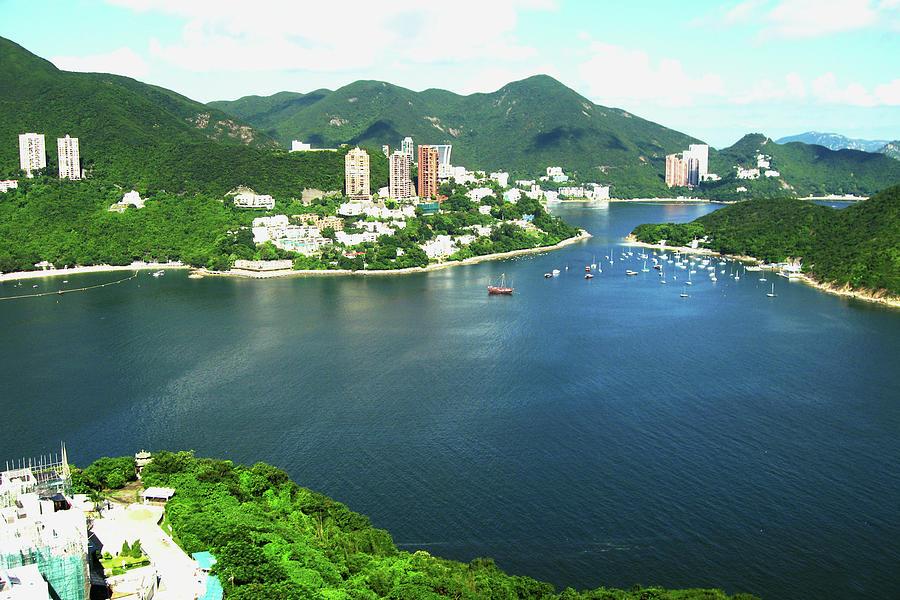 Repulse Bay Hong Kong Photograph by Jon Binalay Creations