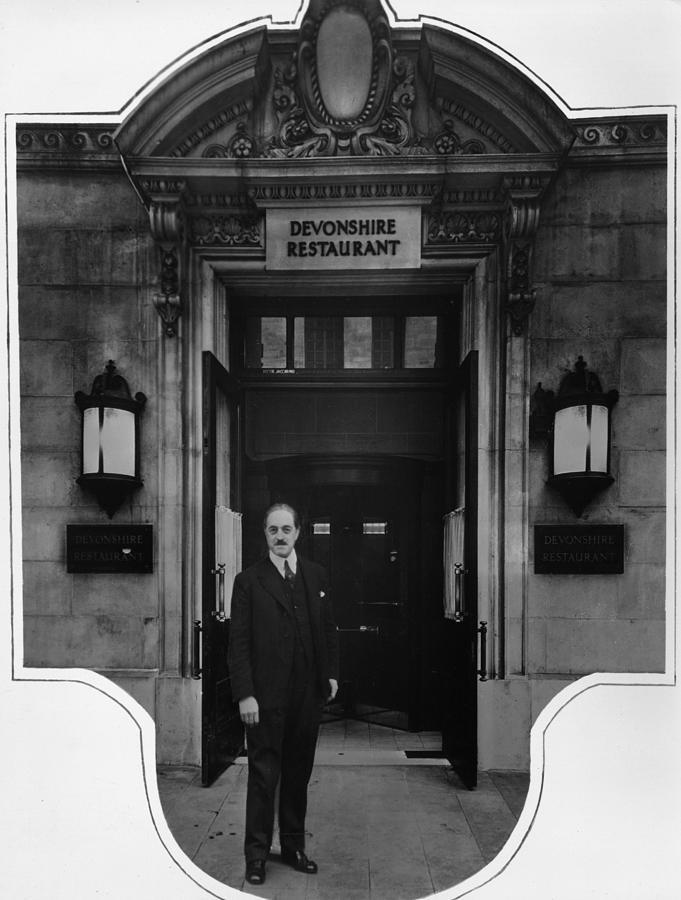 Restaurant Entrance Photograph by Sasha