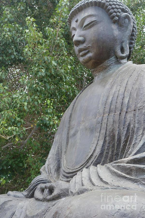 Resting Buddha by Wilko Van de Kamp