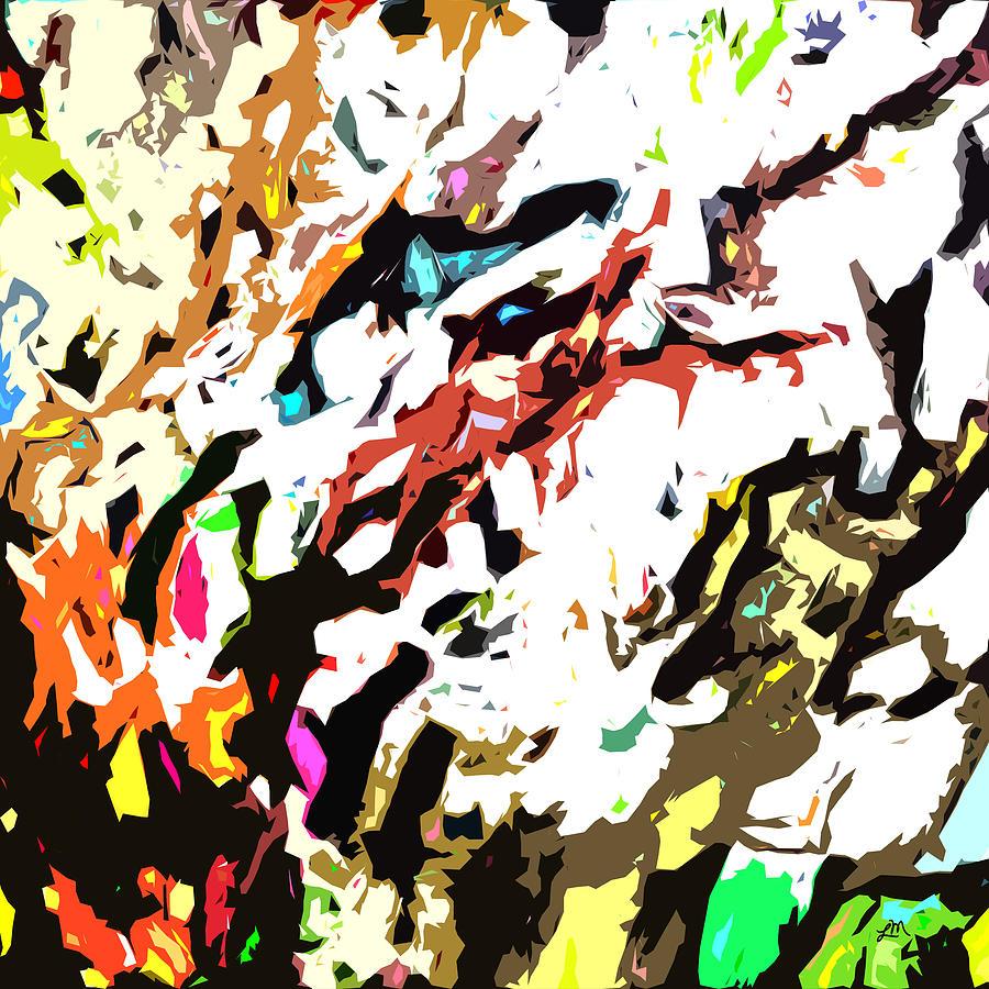Restless Beginning Digital Art
