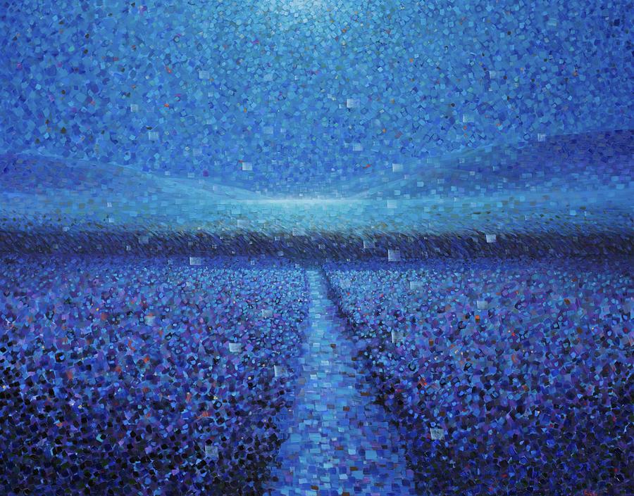 Impressionism Painting - Resurgam by Rob Buntin