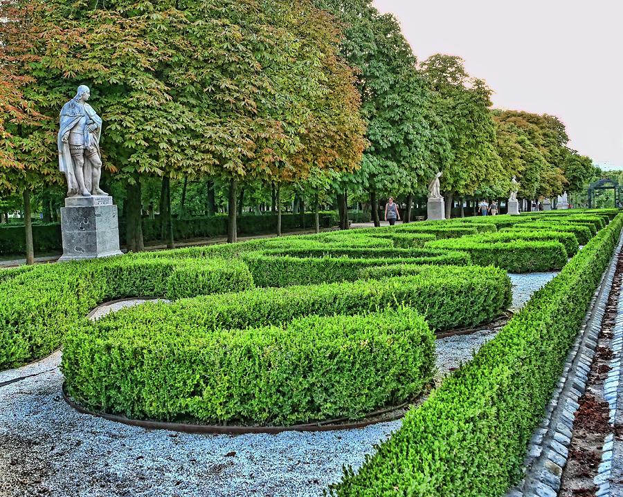 Retiro Park Statuary # 2  - Madrid Photograph