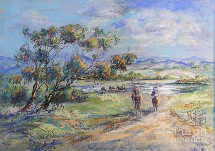Return to Myall Creek by Ryn Shell