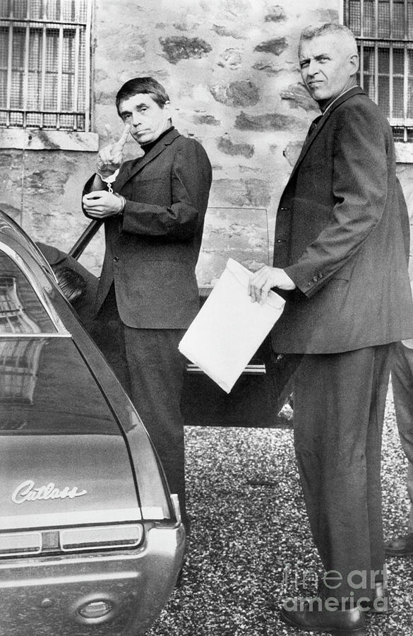 Reverends Daniel And Philip Berrigan Photograph by Bettmann