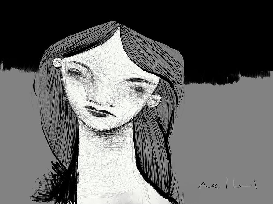 Reverie No 001 Digital Art