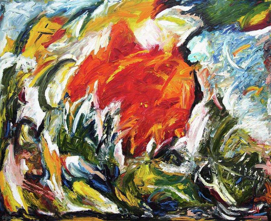 Revival to life. Colorful. by SurfArtTango Marina Lisovaya