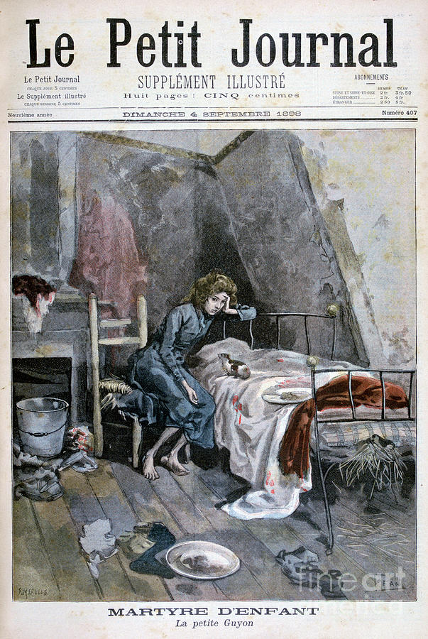 Revolte Of The Blind Men In A Hospice Drawing by Print Collector