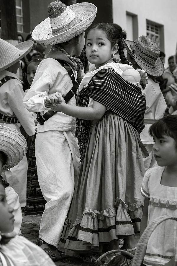Mexico Photograph - Revolution Day in Mexico by Dane Strom