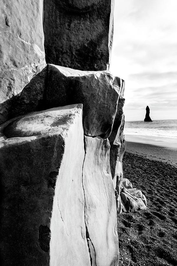 Reynisfjara Beach #1 by Kathryn McBride