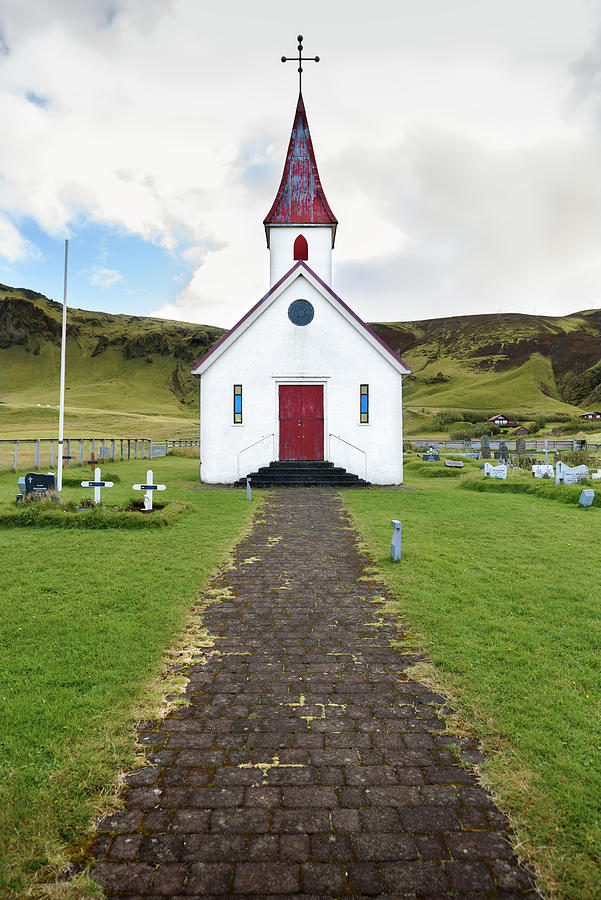 Reyniskirkja church by RicardMN Photography