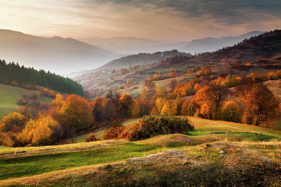 Rhodopean Landscape Photograph by Evgeni Dinev Photography